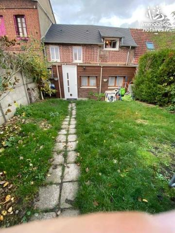 A vendre belle maison de ville jumelée à SAINT PIERRE LES ELBEUF