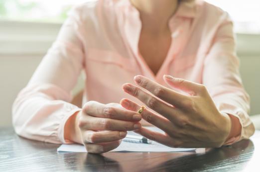 Notaire procédure divorce