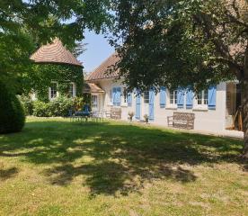 Maison 3 chambres et grand parc - Saint-Pierre-Les-Elbeuf