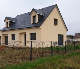 A vendre pavillon neuf à Thuit Signol proche Elbeuf, Rouen, Bernay - Prêt à équiper !