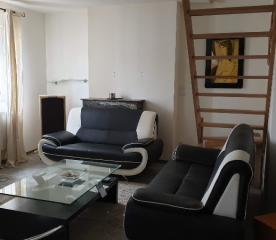 A vendre appartement F3 en duplex à ELBEUF - centre ville proche commerce et transports